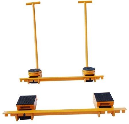 DOSTAWA GRATIS! 44366801 Zestaw transportowy do transportu maszyn (udźwig: 20000 kg)