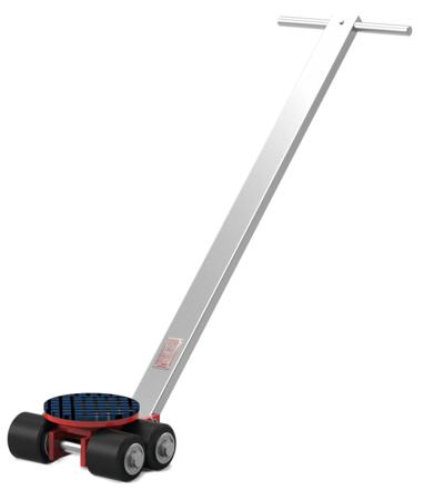 DOSTAWA GRATIS! 49972669 Zestaw podwozi transportowych (nośność: 6T)