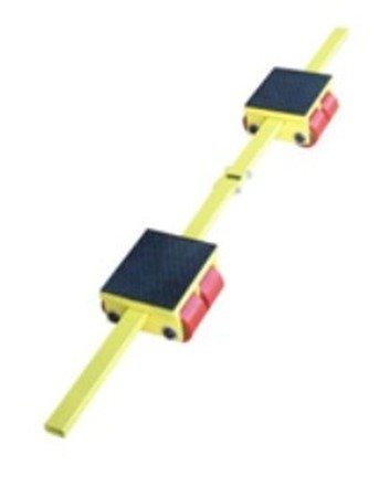 IMPROWEGLE Rolki transportowe - tył CBR 16 (udźwig: 8 T, ilość rolek: 8 sztuk) 33970069