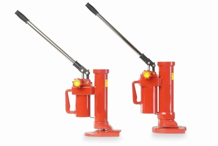 Podnośnik hydrauliczny maszynowy (udźwig: 10 T) 0301347