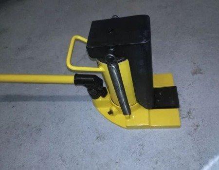 Seproduo Podnośnik maszynowy pazurowy (udźwig: 10/20 T, skok tłoka: 160 mm) 08775964